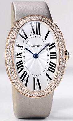 The House of Cartier was founded in 1847 by Louis-Francois Cartier, and is one of the best known names in the world of luxury watches