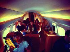 Flying High....