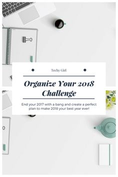 https://www.subscribepage.com/2018-challenge Join The Techy Girl Organize Your 2018 Challenge    End your 2017 with a bang and create a perfect plan to make 2018 your best year ever!    This 3 day challenge will help you get prepared for the holidays, create a month by month plan and make sure you accomplish your goals!    Sign up for this free challenge which starts November 15th!