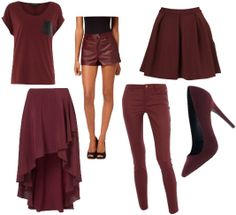 New Obsession - Oxblood!!!  must....get...now....