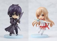 Such cute figures! I want them!