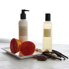 (18) Blood Orange Vanilla Body Set by John Masters Organics from John Masters Organics