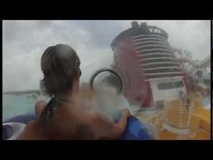 Take A Ride In The Aquaduck Onboard The Disney Fantasy - TravelwithRick.com