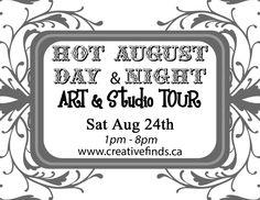 art studio tour