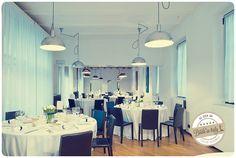 Villa Giavazzi in Verdello (BG), a clear, elegant, modern venue in northern Italy. Ph Giuli&Giordi http://www.brideinitaly.com/2013/01/giuliegiordialiceandrea.html #italianstyle