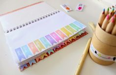 DIY : Bullet Journal (Free printable) | MamzellGwen