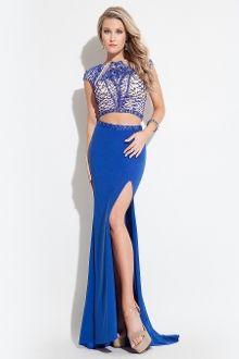 Rachel Allan Prom Dress 7155 - Everything4pageants.com