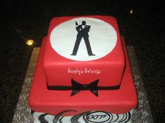 james bond cake - Google Search