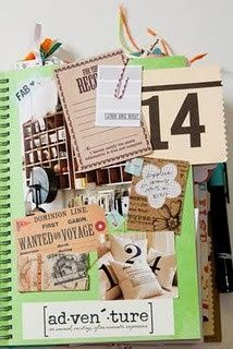The new smashbook craze #smashbook #scrapbooking #embellishment