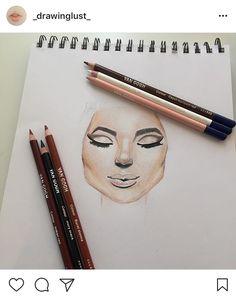 Please follow:_drawinglust_ on instagram