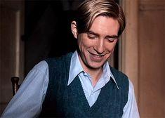 "domhnall-tonal: ""Domhnall Gleeson as A.A. Milne in Goodbye Christopher Robin (2017) """