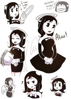 Alice Angel #BATIM