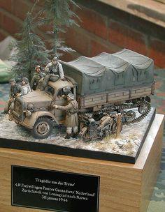 "German Opel Blitz ""Maultier"" by Roger Hurkmans."