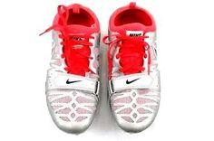 Nike Zoom Celar 4 Track Field Running Spikes Women's 456816-006 Silver Size  6.5
