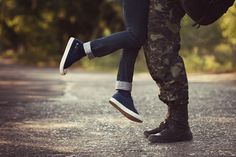 Woman Soldier Military Uniform Say Goodbye Stock Photo (Edit Now) 224369410 Military Couples, Military Love, Army Love, Female Cop, Female Soldier, Military Couple Photography, Girl Photography, Valentines Day Care Package, Soldier Love