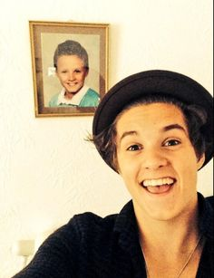 Aww before after Brad Simpson! ❤