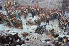 Siege of Sevastopol during the Crimean War