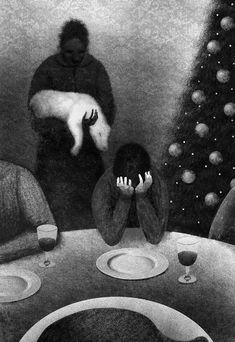 Olivier deberá vivir, durante un año, en el desolado pueblo de La Goupil. El misterio de Jean Claude Mourlevat, reflejado en las imágenes de Juan Palomino, envuelve esta historia publicada por Castillo.