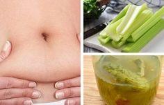 Elimina los kilos de más con el té de apio