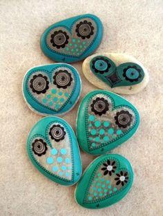 Cute little owls