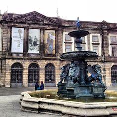 Universidade do Porto Leões...a minha velha Faculdade...
