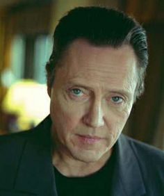 Christopher Walken. His movies are always unusual and worth a look, just because he is in them.