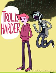 troll harder,adventure time,время приключений,art,арт,marshall lee,Flame Prince,Огненный Принц,песочница,adventure time art,Marshal Lee