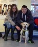 Comedian Kevin Bridges adopts rescue dog from Dogs Trust Glasgow
