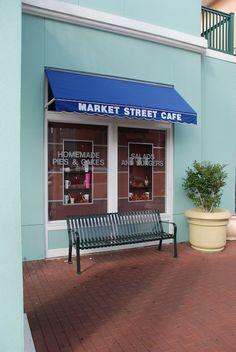 Celebratin FL - Market Street Café - Upscale Diner Celebration Florida, Florida Travel, Key West, Beautiful Places, Places To Visit, Marketing, Usa, Street, Florida
