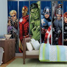 Bestel een Marvel Avengers Fotobehang - Bestel nu op EuroPosters.be