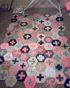 Crazy Old Ladies Quilts: Keeping it real