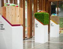 Super Ideas For Design Exhibition Display Behance Exhibition Stand Design, Exhibition Display, Pop Display, Display Design, Store Design, Display Stands, Office Shop, Store Concept, Pop Design