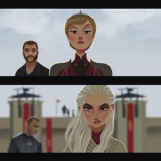 Artwork done by Aveline_Stokart Human Base, Human Human, Daenerys Targaryen Art, Khaleesi, Disney Princess Fashion, Game Of Thones, Game Of Thrones Art, My Sun And Stars, Winter Is Here