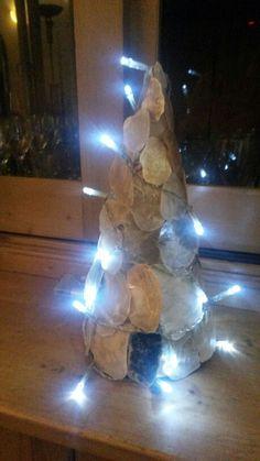 Xmas tree with Thai shells