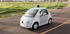 Ambicioso, carro autônomo do Google é ultrapassado por rivais