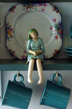 Résultat d'images pour elizabeth price ceramics gallery Ceramic Figures, Clay Figures, Ceramic Artists, Sculptures Céramiques, Sculpture Art, Ceramic Clay, Ceramic Pottery, Cerámica Ideas, Paperclay