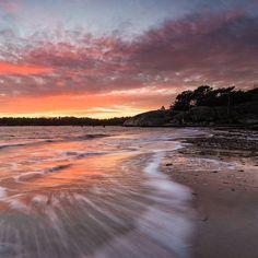 Näset Gothenburg Sweden. 9 December 2015. #gothenburg #göteborg #västkusten #visitsweden #visitgothenburg #visitgöteborg #seascape #sunset #coast #thisisgbg #älskagbg #naset #naturemoments #nature #sweden #swedenmoments