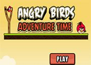 Angry Birds Adventure Time