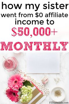 Find out how my sister went from $0 in affiliate income to over $50,000. She's gotten over $300,000 from one single blog post. If you're a full-time blogger or want to become full-time, I highly encourage this course.
