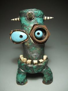 1000+ images about JAMES DEROSSO on Pinterest | Ceramic Monsters ...