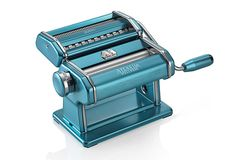 If I didn't already have the Kitchenaid attachment, this one is sooo pretty! Atlas 150 Wellness Pasta Maker, Ice on OneKingsLane.com