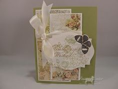 """Card for new challenge site """"Seize the Birthday""""--Patti's Paper Creations"""