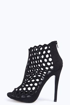 3c5f3e5f48 239 best Cut-out/Laser-cut sandals & boots images | Shoe boots ...