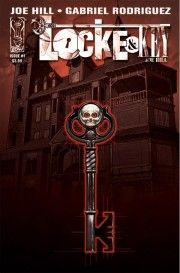 """Joe Hill Fans: The Complete Locke & Key by Joe Hill on Sale! """"Get the entire Locke & Key saga now, including the new Alpha #1 and #2 finale, and receive digital exclusive Black and White editions of Locke & Key: Alpha #1 and 2! Available for a limited time only."""