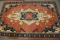 "Serapi Oriental carpet, late 20th century. 11' x 17' 9"" Realized Price $6,600.00"