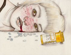 suicide art - Google Search