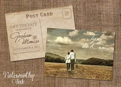 Hey, I found this really awesome Etsy listing at http://www.etsy.com/listing/116870838/vintage-save-the-dates