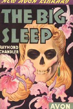 Raymond Chandler - The Big Sleep; paperback