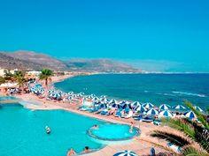 Dessole Malia Beach Греция, Крит , Малья отдых в Греции отзыв Golf Courses, Spaces, World, Water, Youtube, Outdoor, Gripe Water, Outdoors, The World