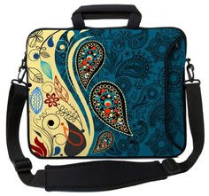 Designer Sleeves Paisley Fashion Executive Case for 13-Inch Laptop, Blue  (13ES-PF) Designer Sleeves,http://www.amazon.com/dp/B009ZOFU8Y/ref=cm_sw_r_pi_dp_LGRxtb07R96600RY